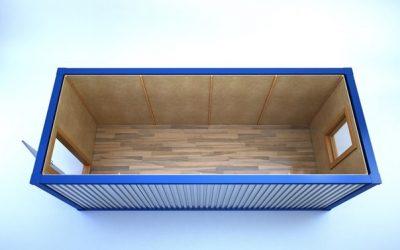 Блок контейнер БК-00